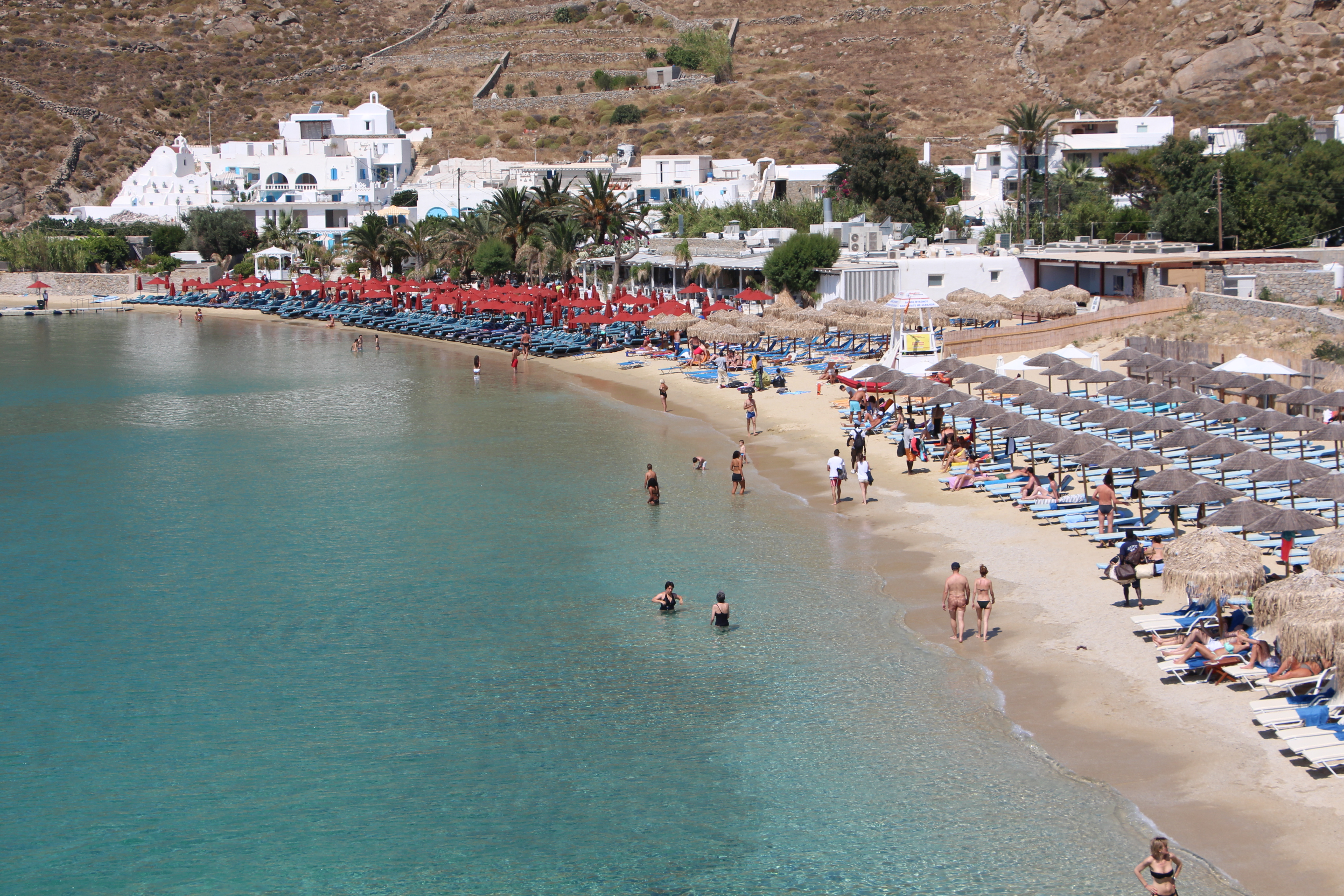 Best Island Beaches For Partying Mykonos St Barts: Greece Travel Guide (Part 2)
